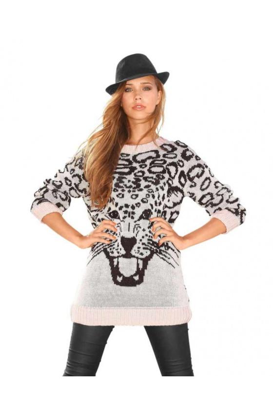 "Megztinis ""Leopard"""