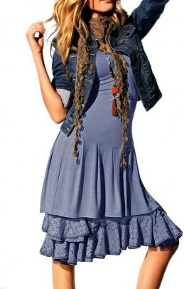 Suknelė su pasijoniu