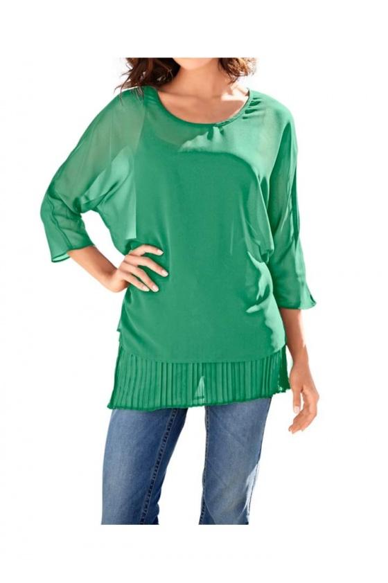 """Žalia palaidinė """"Emerald"""""""