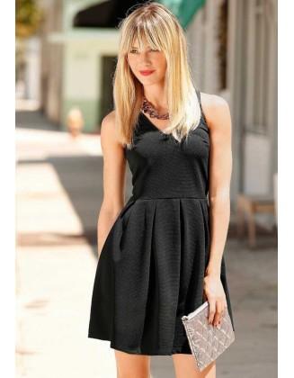 Juoda BUFFALO suknelė