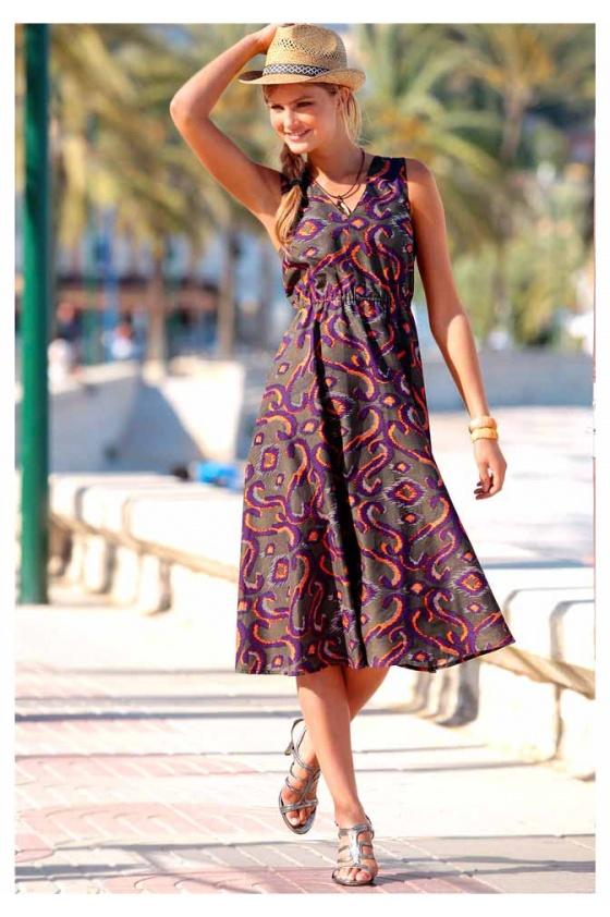 Nuostabi vasarinė suknelė