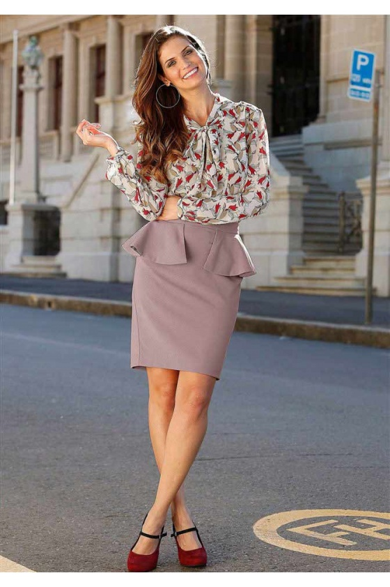 Klasikinis sijonas