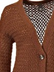 """Ilgas megztinis """"Cinnamon"""""""