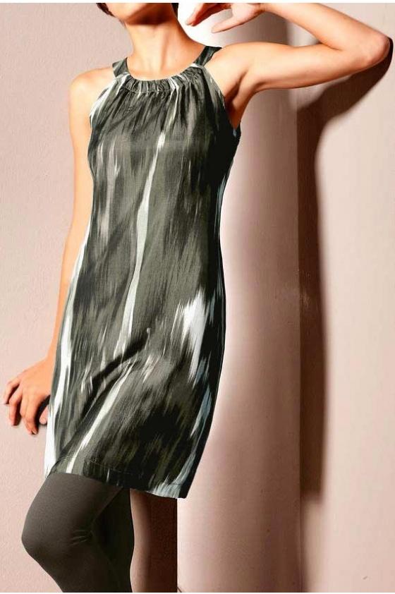 Šilkinė suknelė. Liko 40 dydis