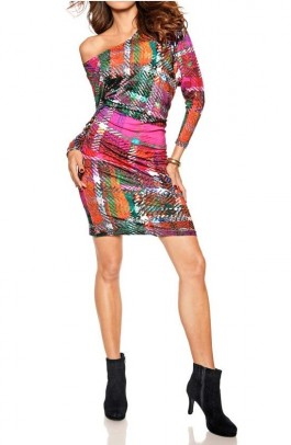 Dress, multicolour