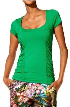 Shaping shirt, green