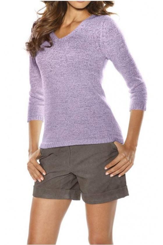 "Megztinis ""Lavender"""