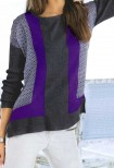 Dvispalvis megztinis