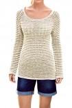 Dryžuotas megztinis