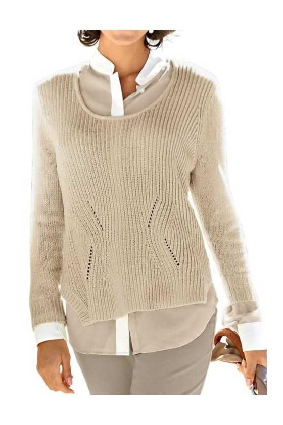 Klasikinis megztinis
