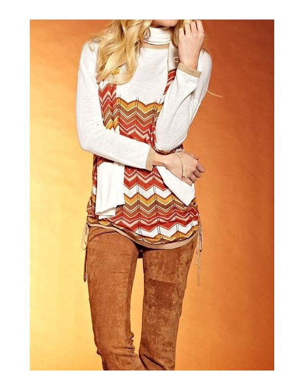 "Megztinis ""Terracotta"""