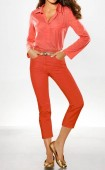 Oranžinės kelnės
