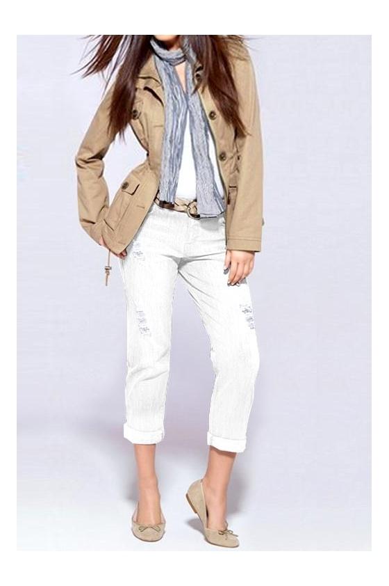 Balti džinsai