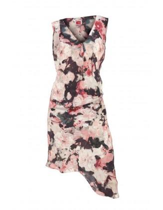 """Asimetriška suknelė """"Rose"""""""