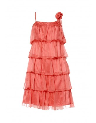 "Sluoksniuota suknelė ""Lobster"""