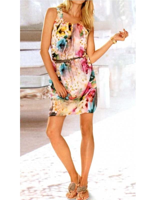 """Marga vasarinė suknelė """"Apricot"""""""
