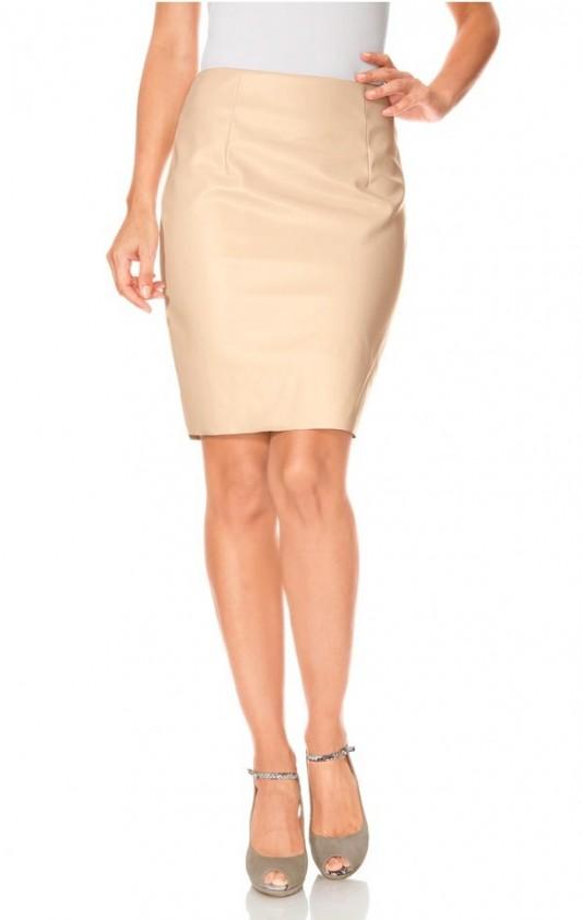Pieštuko tipo odinis sijonas