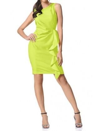 """Ryški vasarinė suknelė """"Lime"""""""