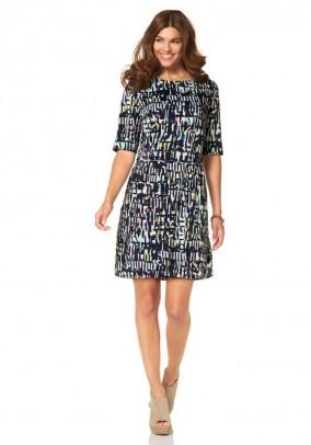 S. Oliver mėlyna suknelė