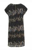 Margaspalvė suknelė