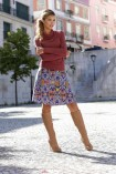 Margas Buffalo sijonas