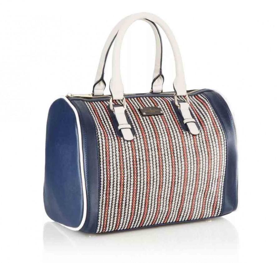 Mėlyna Pauls Boutique London rankinė