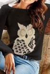 Žieminis megztinis su vilna