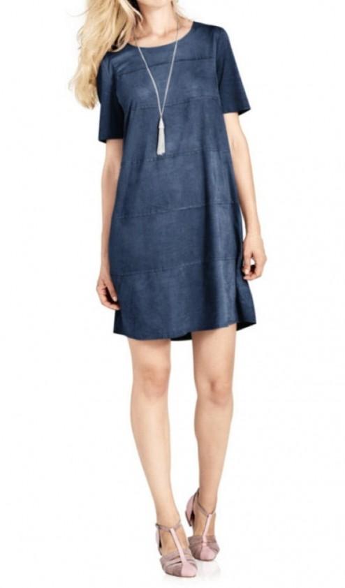 "Mėlyna suknelė ""Marine"""