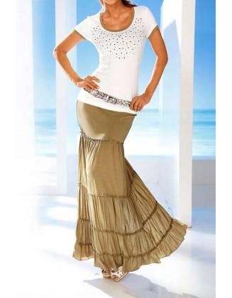 """Ilgas sijonas """"Sand"""""""