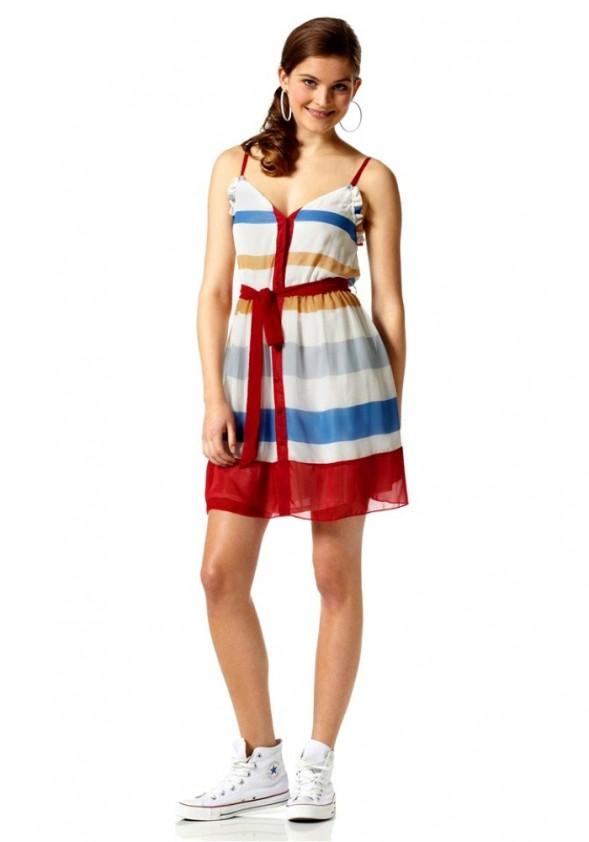 Žaisminga BLEND suknelė