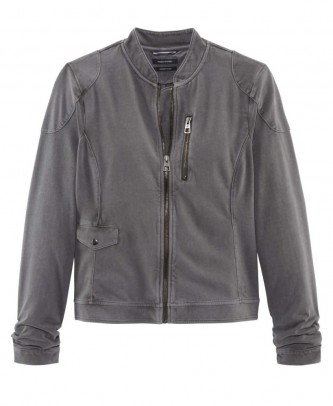 Jacket, anthracite