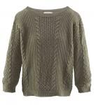 Lininis STEFANEL megztinis