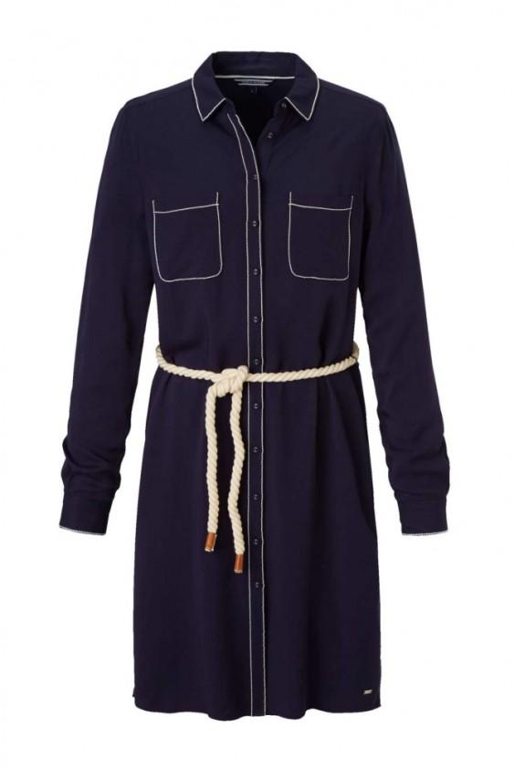 Tommy Hilfiger mėlyna suknelė