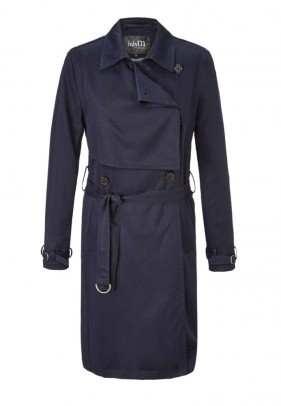 Trencncoat, navy
