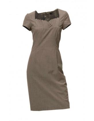 """Klasikinė suknelė """"Taupe"""""""