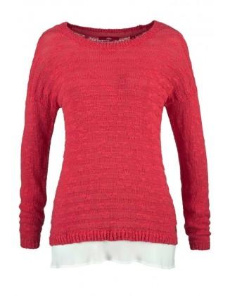 S. Oliver raudonas megztinis