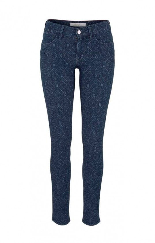 Label skinny jeans, blue breeze