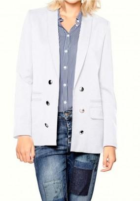 Blazer jacket, offwhite