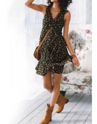 Susiaučiama romantiška suknelė