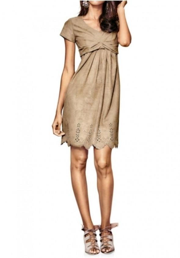 """Verstos odos suknelė """"Camel"""""""