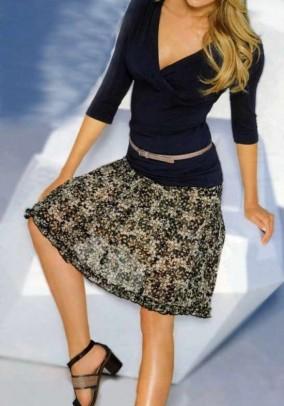 Margas sijonas