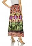 Wrap skirt, multicolour