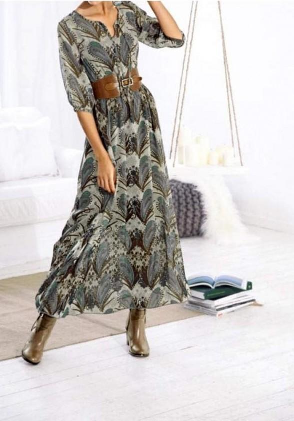 Ilga romantiška suknelė. Liko 40 dydis