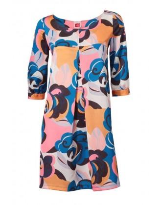 Ryški romantiška suknelė