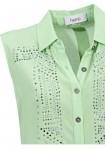 Žalia dekoruota palaidinė