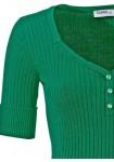 Ryškiai žalia palaidinė