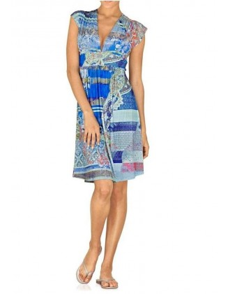 Ryški vasarinė suknelė