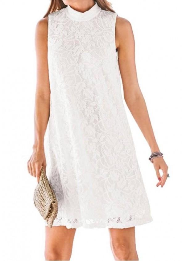 """Romantiška suknelė """"Cream"""""""