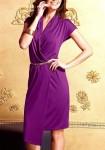 """Violetinė suknelė """"Berry"""""""