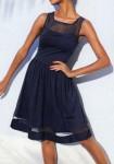 """Elegantiška mėlyna suknelė """"Navy"""""""